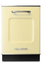 Big Chill Yellow Dishwasher
