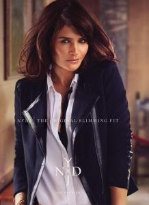 Helena Christensen's Ad Campaign for Fall 2013 - Simply Gorgeous