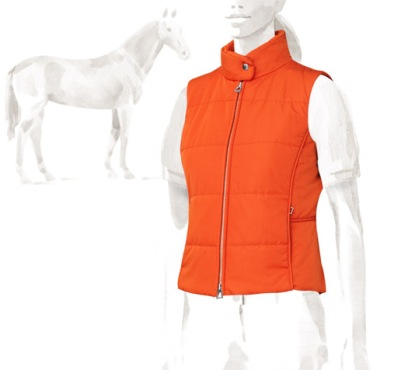 Hermes Riding Vest