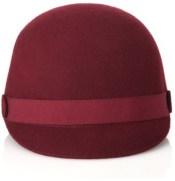 Antonio Marras Red Wine Riding Hat - $160