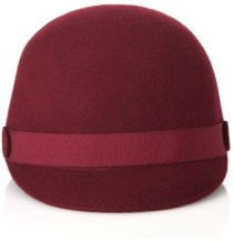 Antonio Marras Red Wine Riding Hat - $160