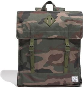Green Herschel Supply Coreg Survey Backpack - $55