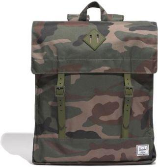 Green Herschel Supply Coreg Survey Backpack - $55