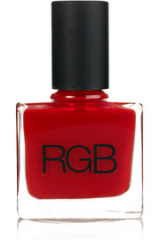 RGB Nail Polish in Classic Red - $18