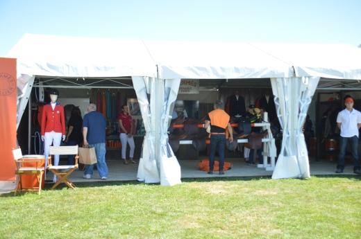 Hermes Tent