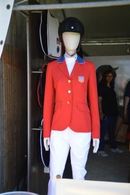 Hermes Team USA Uniform