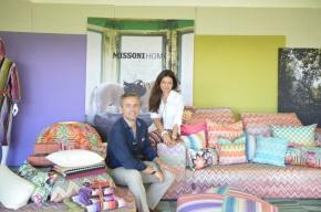 Missoni - Christopher Philips, Roxane Mosleh