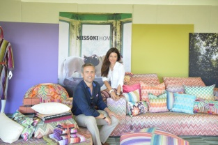 Missoni - Christopher Philips, Roxane Mosleh