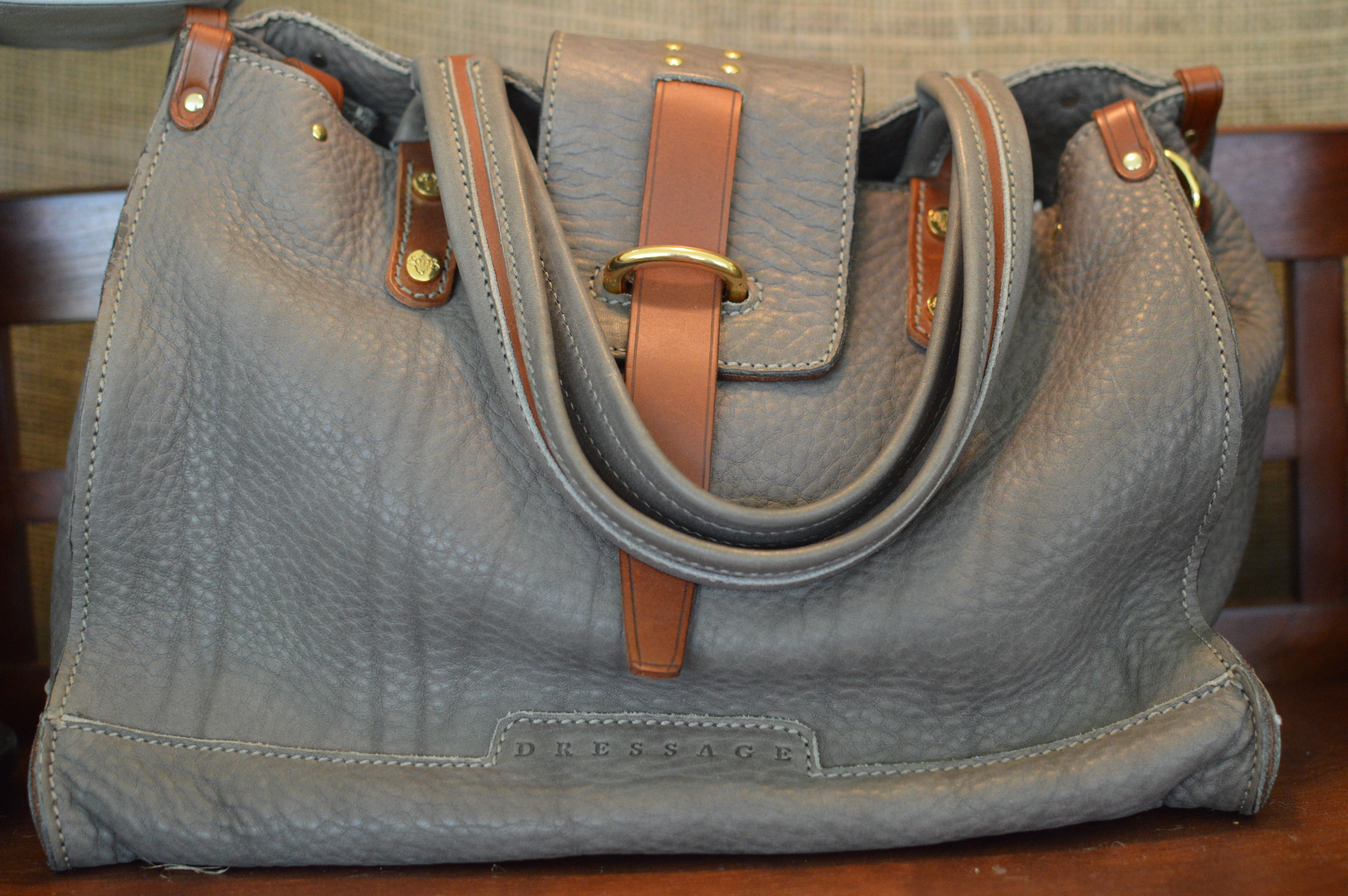 Dressage Collection - Large Trotter Tote - my new favorite bag! http://www.dressagecollection.com/collections/bridle-collection