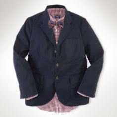 Polo Ralph Lauren, Langley Sport Coat, $125 at RalphLauren.com