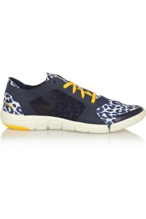 Adidas by Stella McCartney Stretch Jersey Sneakers