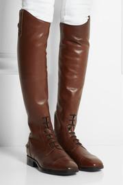 Ariat Challenge Contour Cognac Field Boots