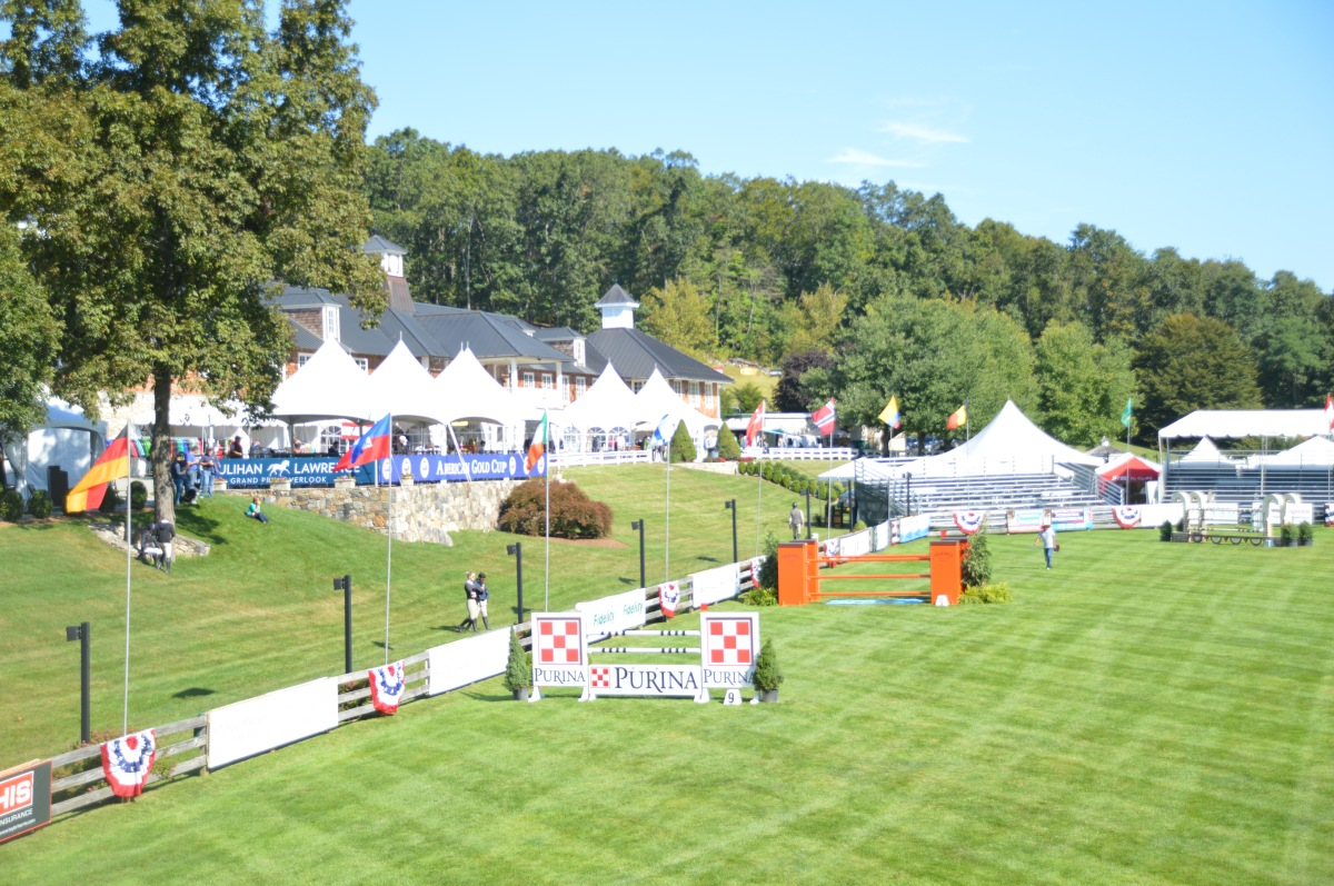 Report from the American GoldCup