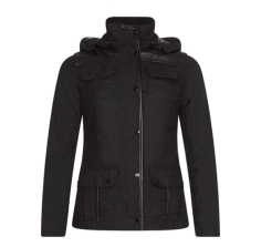 Greenleak Waxed Women's Jacket