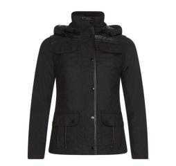 Greenleak Waxed Women's Jacket