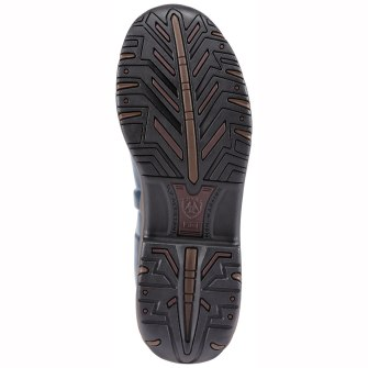 Specialized sole of the Ariat Storm Stoppers