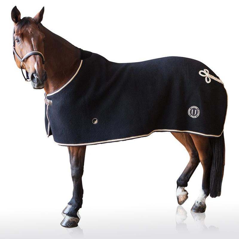 UBlack Wool Blanket 530 euro